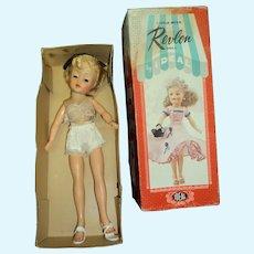 Beautiful Little Miss Revlon w/box Free P&I US buyers