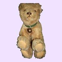 """Vintage 4"""" Mohair Steiff Teddy bear on all fours Free P&I US Buyers"""