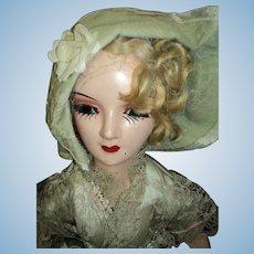 Lovely Boudoir Doll Lashes Marlene Detrich Free P&I US Buyers