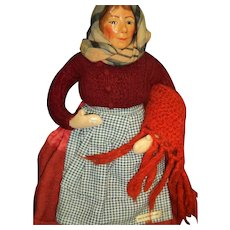 Irish Doll w/provenance 1938 Irish Colleen Free P&I US Buyers!