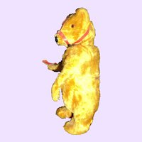 "7"" Vintage Dancing Bear (doesn't dance) Free P&I US Buyers"