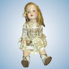 "Beautiful Paris Doll Co 27"" Rita Doll w/tag Free P&I US buyers"