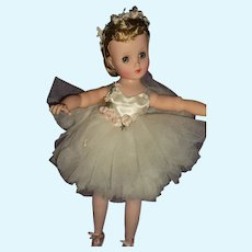 "Beautiful 16""  Madame Alexander Elise Ballerina doll Free p&I US Buyers"