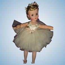 "Beautiful 16""  Madame Alexander Elise Ballerina doll Free p&I US Buyers"