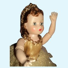"16"" Madame Alexander Redhead Elise Ballerina Free P&I US Buyers"