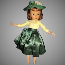"1959 14"" Madame Alexander Shari Lewis Doll Free P&I US Buyers"