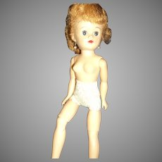 Red Head Vogue Jill Doll Free P&I US Buyers
