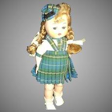 """8"""" Unusual Irish Lass walker doll Free P&I US Buyers"""
