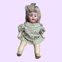 "19"" German Bisque K&K Baby Doll Free P&I US Buyers"