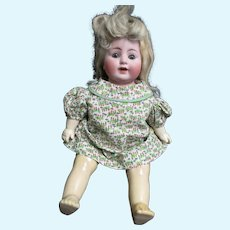 "19"" German Bisque K&K Baby Doll Free P&I US Buyers"