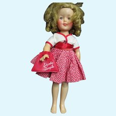 "Ideal 12"" Shirley Temple Doll Free P&I US Buyers"