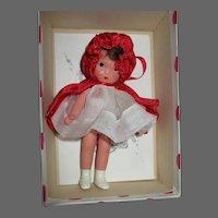 No 118 NASB doll Nancy Ann Little Red Riding Hood JL Free P&I US Buyers