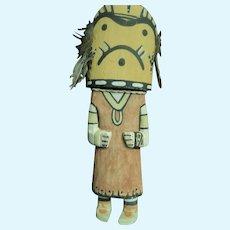 """13"""" Artist signed Katchina Style Doll by Huma Free P&I US Buyers"""