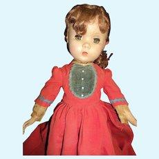 "14"" Madame Alexander Little Women Jo Free P&I US Buyers"