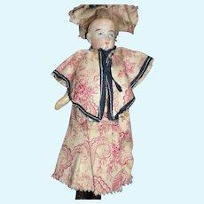 "7"" Stylish Victorian Doll house doll"