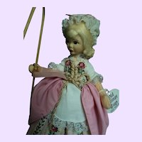 Outstading Old Cottage Doll Free P&I US Buyers