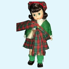Madame Alexander Scotland doll Free P&I US Buyers