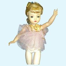 "Shall We Dance  19"" Madame Alexander Ballerina doll in pink Tu Tu Free P&I free US buyers"
