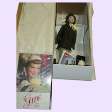 2000 Ashton Drake Gene Doll Coke Free P&I U S Buyers