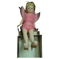 Rare Cissette Madame Alexander Disney Tinker Bell Doll w/box Free P&I US Buyers
