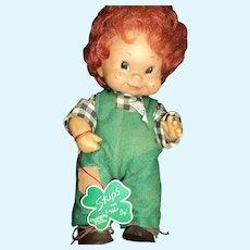 Stups Redhead good luck doll by Charlot BJI By Goebel Free P&I US Buyers