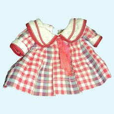 Shirley Temple Bright Eyes doll dress Free P&I US Buyers