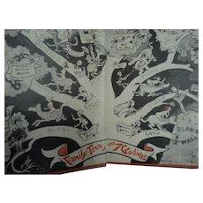 1939 The Seven Godivas 1st print Dr. Seuss illus Book Free p&i US Buyers