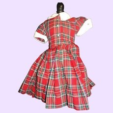 """Dress for Madame Alexander 18"""" Maggie Walker doll Free P&I US Buyers"""