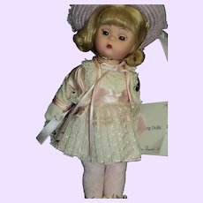 Adorable Madame Alexander Collecting Dolls Doll Free P&I US Buyers