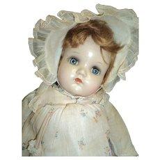 Madame Alexander Compo Baby McGuffey Pinafore Free P&I US Buyers