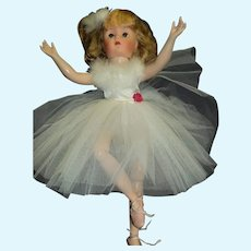 Delightful Paris Doll Co Nadia Ballerina w/box & clothes Free P&I US Buyers