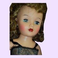 "Beautiful 18"" Miss Revlon Doll w/box Free P&I US Buyers"