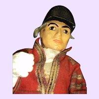 "OAK 19"" Equestrian doll Free P&I US Buyers"