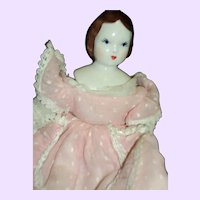 Lovely Ruth Gibbs China Doll Free P&I US Buyers