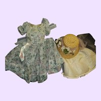 "Beautiful outfit for 20"" Miss Revlon doll Free P&I US buyers"