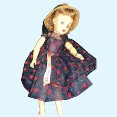"Beautiful 17"" VT Miss Revlon in Cherry Dress Free P&I US Buyers"