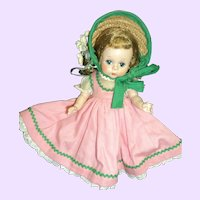 Lovely Madame Alexander kins Beth doll Free p&I US Buyers