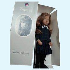 Ltd Ed Sasha Kiltie real hair doll w/provenance Free P&I US Buyers