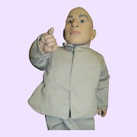 Austin Powers Mini Me Doll Free P&I US Buyers