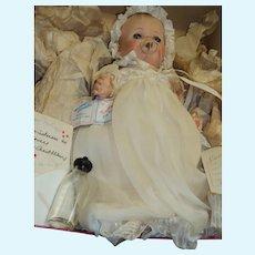 All original Madame Alexander Kathy Doll w/provenance  Free P&I U S Buyers