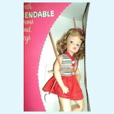 NIB Vintage Ideal Pos'n Pepper Doll Free P&I US Buyers