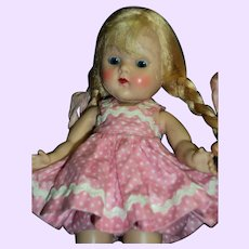 Painted Lash SL Strung Vogue Ginny Doll Free P&I US Buyers