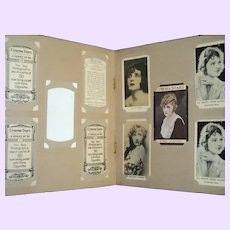 1920's 30's Wills's Cigarette Picture Card Album  Free P&I US Buyers
