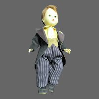 Madame Alexander-Kins Groom Free p&i US Buyers