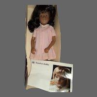 No 103 Sasha Brunette doll w/box Free P&I US Buyers