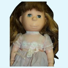 Unusual Poor Pitiful Pearl doll Free P&I US Buyers