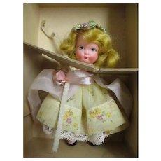 Nancy Ann Storybook doll #21 Little Bo Peep w/ box Free P&I US Buyers
