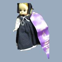 Madame Alexander BK Amish Doll Free P&I US Buyers