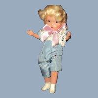 Nancy Ann  Storybook doll Ring Bearer Doll Free P&I US Buyers