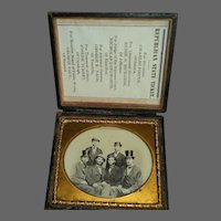 1800's Republican State Ticket Photo & identification Free P&I US Buyers